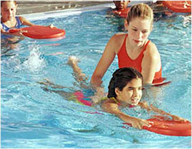 Edu 255 licensed for non commercial use only water safety yan kukharuk for Swimming pool lessons for kids